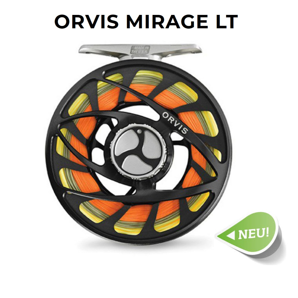 Orvis Mirage LT